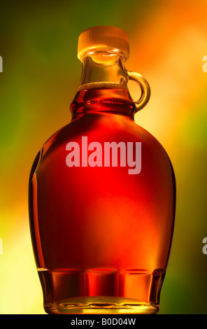 Maple syrup - Stock Image