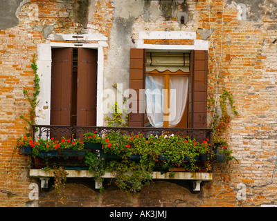 Windows Venice - Stock Image