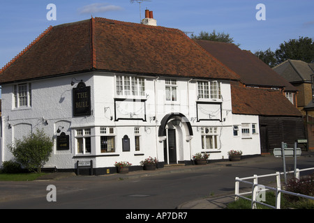The Bull Public House Church Street Bovingdon Hertfordshire - Stock Image