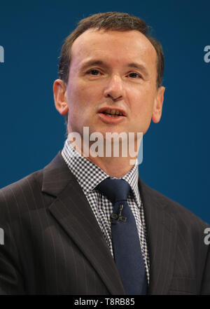 ALUN CAIRNS MP, 2017 - Stock Image