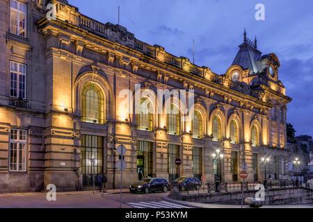 central station Sao Bento, Porto, Region Norte, Portugal, Porto, - Stock Image