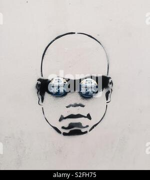 Carl cox, oh yes - Stock Image