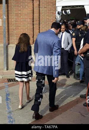 Enrique Ponce during San Isidro Fair 2019 in Madrid  22/05/2019  Cordon Press - Stock Image