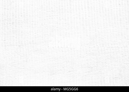 White Wooden Board Texture Background. - Stock Image
