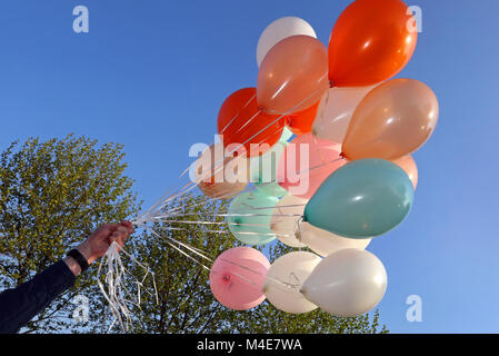 balloon - Stock Image