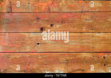 Wood texture background, wood planks - Stock Image