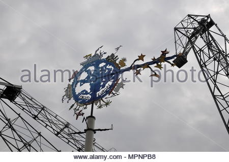 Les vents du Rhin de Raymond E Waydelich-Winds from Rhein - Stock Image