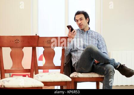 Furniture store - Stock Image