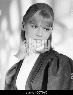 Julie Christie / Doctor Zhivago / 1965 directed by David Lean [Carlo Ponti Production / Metro-Goldwyn-Mayer] - Stock Image