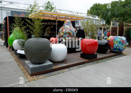 London, UK. 23rd May, 2015. Chelsea Flower Show London UK Final day Credit:  Leo Mason sports photos/Alamy Live - Stock Image