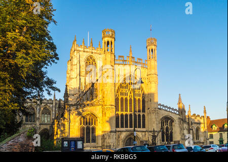 St. Mary's church, North Bar Within, - Stock Image