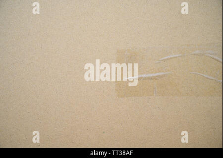 cardboard texture may use as background cardboard box - Stock Image