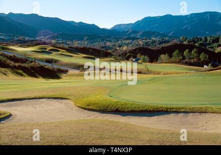 California Santa Clarita - Stock Image