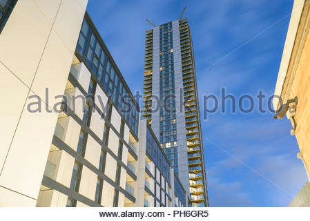 Highpoint, Elephant and Castle - Stock Image