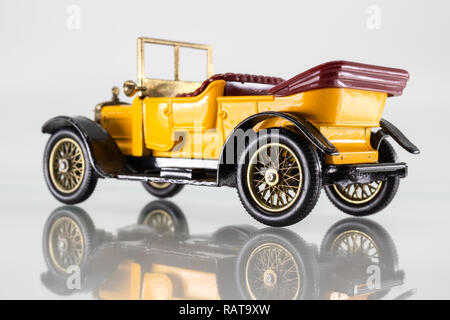 Matchbox Models of Yesteryear Y-13 Daimler Type A12 1911 - Stock Image
