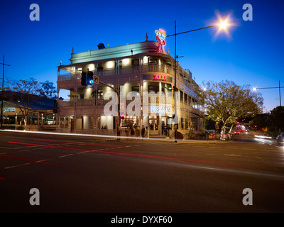 The Regatta Hotel - Stock Image