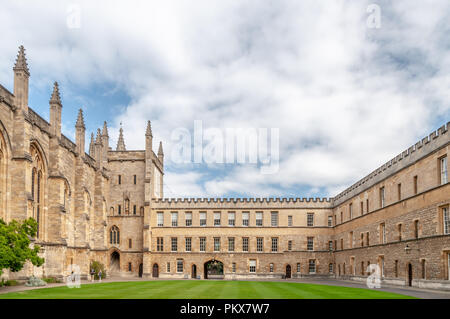 New College, Oxford - Stock Image