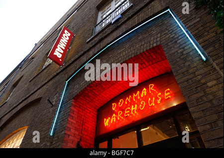 Donmar Warehouse theatre. London. UK 2009. - Stock Image