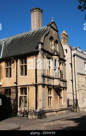 Blavatnik School of Government, University of Oxford, Merton Street, Oxford, Oxfordshire, UK. - Stock Image