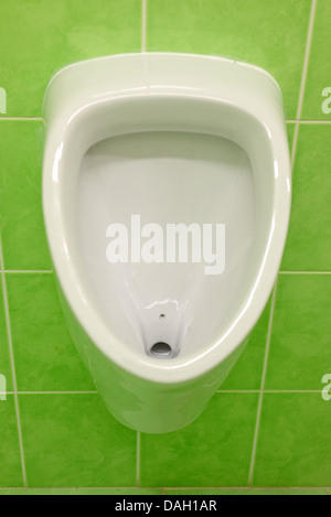 New urinals - Stock Image