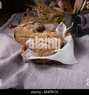 Bread - Stock Image