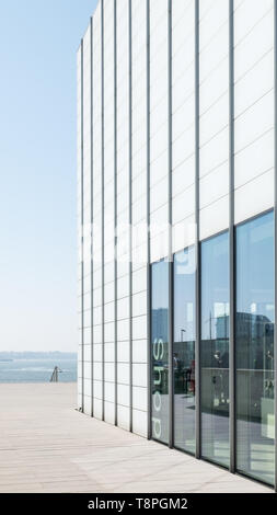 The Turner Contemporary Art Gallery, Margate, Kent, UK - Stock Image