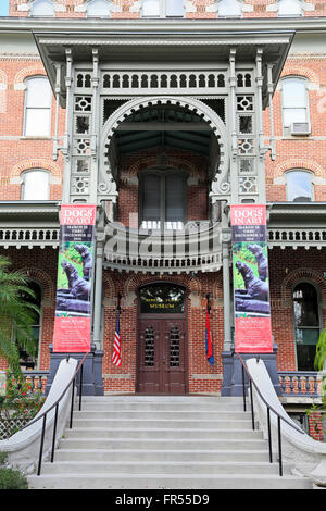 Henry B. Plant museum at University of Tampa, Florida. - Stock Image