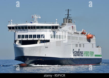 Ferry Berlin - Stock Image