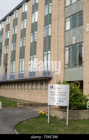 Durham University Business School at Ushaw College, Ushaw Moor, County Durham, England, UK - Stock Image