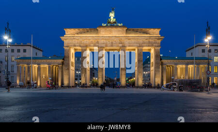 Brandenburg Gate - Stock Image