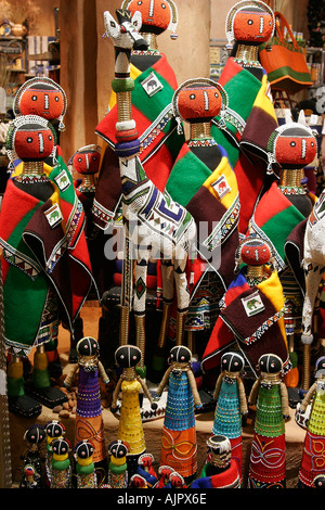 south africa cape town airport souvenirs - Stock Image