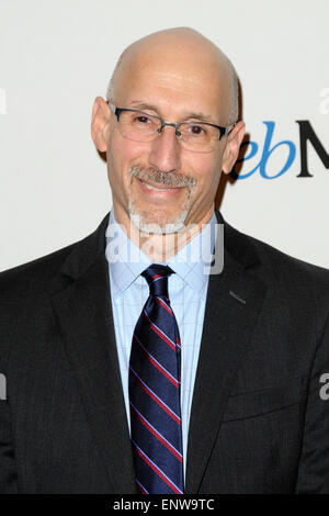 WebMD Hosts 2014 Health Hero Awards - Red Carpet Arrivals  Featuring: Steven Zatz Where: New York City, New York, - Stock Image