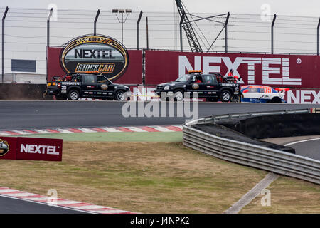 Vicar Stock Car Race Interlagos Sao Paulo Brazil - Stock Image