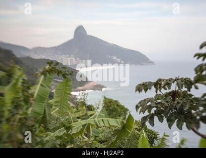 Sugar Loaf Rio de Janeiro Brazil - Stock Image