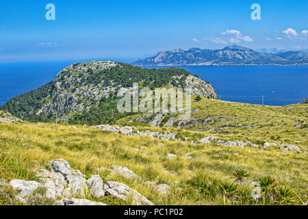 Cap de Formentor - Stock Image