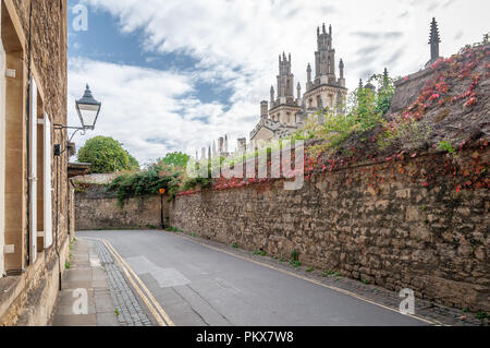 Oxford - Stock Image