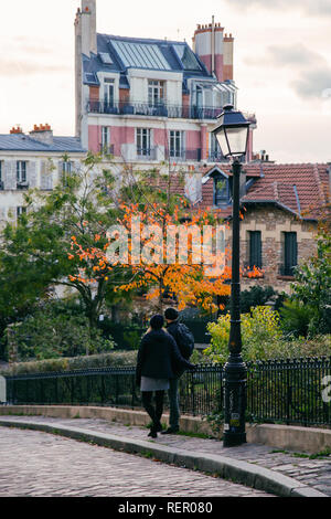 Paris (France) - Montmartre - Stock Image