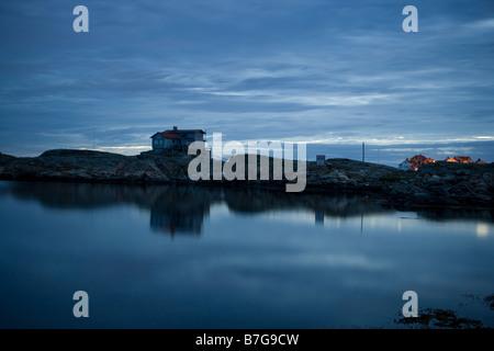orust arcipelago - Stock Image
