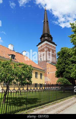 Vasteras Domkyrka (cathedral), Sweden - Stock Image