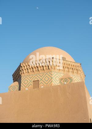 Alexander's prison dome, Yazd, Iran - Stock Image