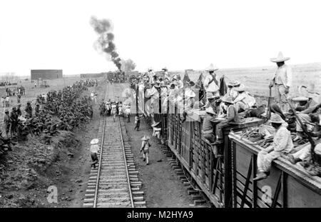 Pancho Villa Expedition, 1916 - Stock Image