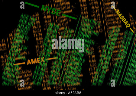 The Stock Exchange - Stock Image