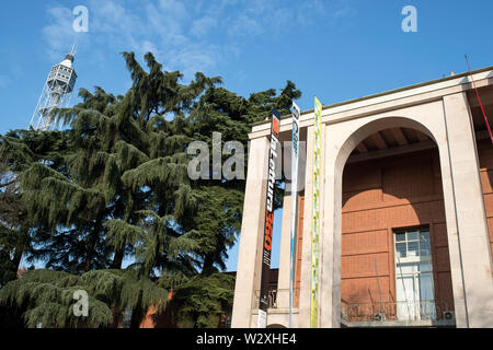 Italy, Lombardy, Milan, Triennale Museum - Stock Image