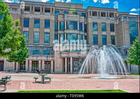 Fayette District Court Lexington Kentucky - Stock Image