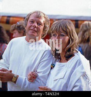 Graham Bonney, britischer Entertainer und Schlagersänger, Deutschland ca. 1990. British schlager singer and entertainer Graham Bonney, Germany ca. 1990. - Stock Image