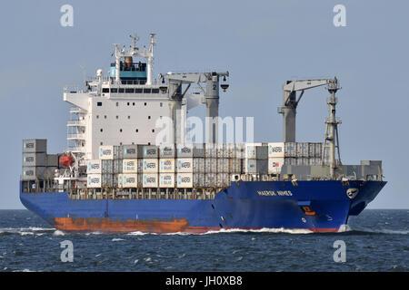 Maersk Nimes - Stock Image