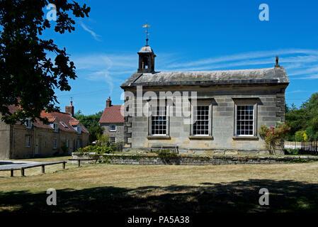 Chapel in Coneythorpe, North Yorkshire, England UK - Stock Image