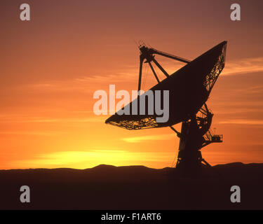 Large Array, Socorro, NM - Stock Image