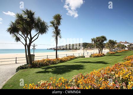 St.Brelades Bay, Jersey - Stock Image