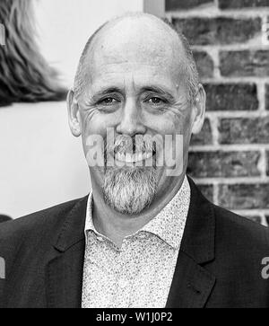 Los Angeles, CA - June 02, 2019: Chris Renaud attends the Premiere Of Universal Pictures' 'The Secret Life Of Pets 2' held at Regency Village Theatre - Stock Image